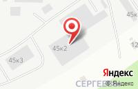 Схема проезда до компании АБВ-Строй в Кирове