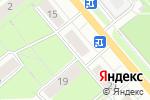 Схема проезда до компании Акашево в Кирове