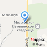 Евро-Трак на карте Кирова