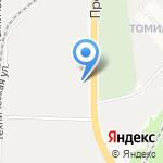 КРОНА-СЕВЕР на карте Кирова
