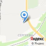 Дизель-Турбо на карте Кирова