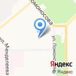Детский сад №211 на карте Кирова