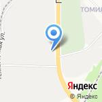 Автобаза на карте Кирова