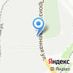 Ремавтоцентр на карте Кирова