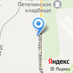 Воевода на карте Кирова