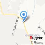 Автоман на карте Кирова
