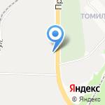 Содружество на карте Кирова