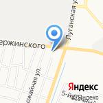 Вятские художественные мастерские на карте Кирова