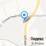 Древесный мир на карте Кирова
