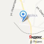 У самолета на карте Кирова