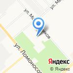 Музей спорта Кировской области на карте Кирова