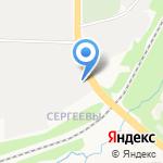 Шик на карте Кирова