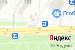 Схема проезда до компании Вятские Лотереи в Кирове