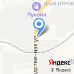 Запаска на карте Кирова