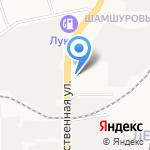 ДАКАР на карте Кирова