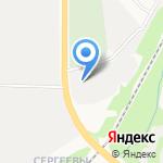 Оризон-Подшипник на карте Кирова