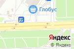 Схема проезда до компании Компания Крайс в Кирове