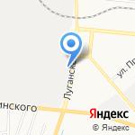 Ведомственная охрана объектов промышленности России на карте Кирова