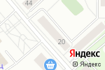 Схема проезда до компании Росконтроль в Кирове