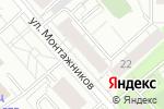 Схема проезда до компании Права потребителя в Кирове