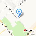 Фаэтон на карте Кирова