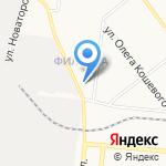 Ламинат & Отделка на карте Кирова