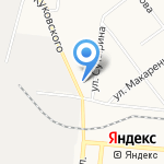 Гала центр на карте Кирова