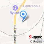 СМТ-1 на карте Кирова