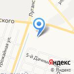 КАРАМЕЛЬ на карте Кирова