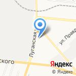 Семья на карте Кирова