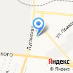 Вятская областная СДЮСШОР на карте Кирова