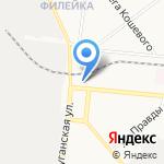 На Филейке на карте Кирова