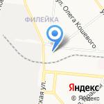 Детский сад №159 на карте Кирова