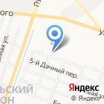 Стоматологическая поликлиника на карте Кирова