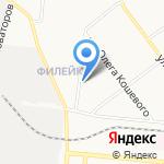 Варисаль на карте Кирова