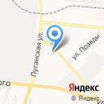 Monroe на карте Кирова