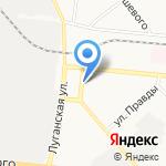 Магазин продуктов от Кировских производителей на карте Кирова