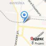 Свежий дым на карте Кирова
