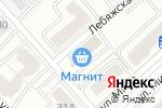 Схема проезда до компании Магнит Косметик в Кирове
