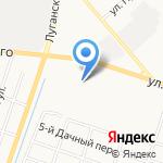 Детский сад №79 на карте Кирова