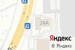 Схема проезда до компании Кировский завод подъемно-транспортного оборудования в Кирове