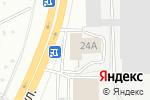 Схема проезда до компании Про100 баня в Кирове