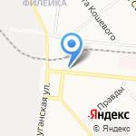 Авитек на карте Кирова
