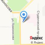 Гламур на карте Кирова