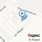 Крылья на карте Кирова
