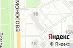 Схема проезда до компании Аврора в Кирове