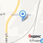 Минеральные воды на карте Кирова