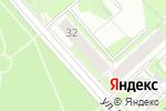Схема проезда до компании Надежда в Кирове