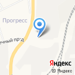 LADA на Производственной на карте Кирова
