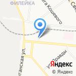 Магазин по продаже яиц и мяса птицы на карте Кирова
